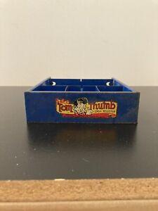 Vintage Tom Thumb Cash Register Cash Drawer in Rare Blue