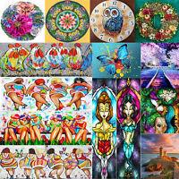 5D Full Drill DIY Diamond Painting Embroidery Cross Craft Stitch Kit Craft Gift
