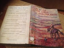 Across The Hills And Far Away A Northumbrian Gentleman 1961