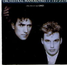 ORCHESTRAL MANOEUVRES IN THE DARK (OMD) -  The best of OMD - CD album
