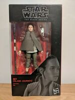 "Star Wars Black Series - Red Wave - #58 Rey (Island Journey) 6"" Figure - New"