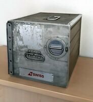 swiss air lines | standard trolley catering box | alu | atlas | container