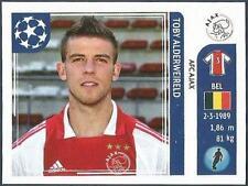 PANINI UEFA CHAMPIONS LEAGUE 2011-12- #246-AJAX-TOBY ALDERWEIRELD