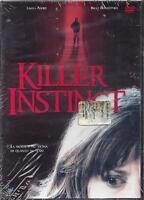Dvd **KILLER INSTINCT** con L. Ashby B. Boxleitner nuovo 2005