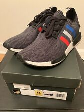 Adidas NMD R1 Primeknit 'Tri Color' US size 11 new BB2887