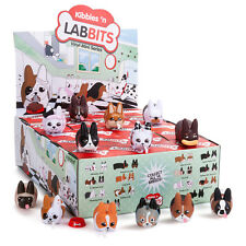 KIDROBOT KIBBLES N LABBITS SEALED CASE OF 20 BLIND BOXES FREE SHIPPING