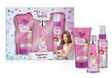 Disney VIOLETTA Fragrance Set - 50ml EDT, 150ml Shower Gel & 150ml Body Mist