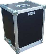 IMOVE 5 S W Spot chevalier moving tête d'éclairage Swan Flight Case (hex)