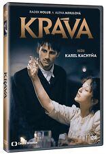 Krava (The Cow) DVD (box) Czech drama movie 1992