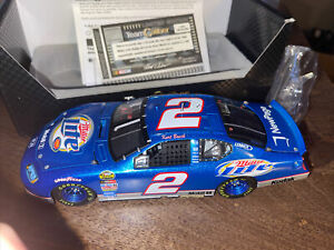 2006 Kurt Busch #2 Miller Lite Penske Racing Dodge 1:24 NASCAR Team Caliber Q51