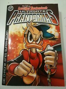 LTB Ultimate PHANTOMIAS  Nr.37  Die Chroniken eines Superhelden