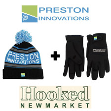 Preston Waterproof Bobble & Neoprene Glove Set *SAME DAY DISPATCH*