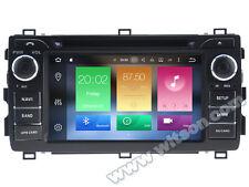 AUTORADIO Android 6.0 Navigatore Gps Mp3 sd octa Core TOYOTA AURIS 2013