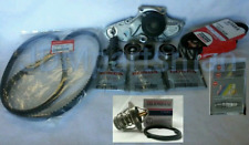 2009-2014 ACURA TL Complete Timing Belt Water Pump & Thermostat & Spark Plugs
