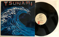 Tsunami - Self Titled - 1983 US 1st Press (NM) Ultrasonic Clean