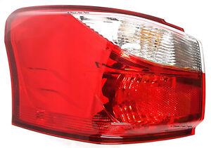 *NEW* TAIL LIGHT REAR LAMP (GENUINE) for ISUZU MU-X MUX SUV 11/2013 -1/2017 LEFT
