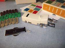 Vintage Singer sewing machine Buttonholer Slant Needle Zig-Zag does eyelet