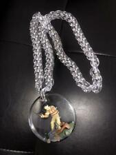 Akira Clear Necklace Jp Thewavy Japanese Anime Mens Unused Free Shipping From Jp