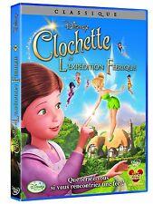 "DVD ""CLOCHETTE ET L'EXPEDITION FEERIQUE"" Walt Disney n°99   neuf sous blister"