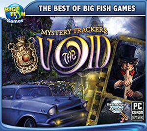 Mystery Trackers The Void   Hidden Object Adventure  Brand New PC  Vista 7 8 10