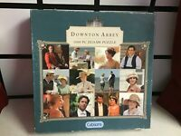 Gibsons DOWNTON ABBEY 1000 Piece Jigsaw Puzzle ALL COMPLETE
