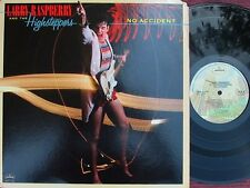 Larry Raspberry & Highsteppers US LP Promo pack EX '79 No accident Gentrys Rock