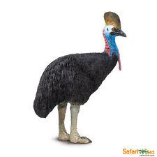 kasuar 9cm Serie Animales Salvajes Safari ltd 225429