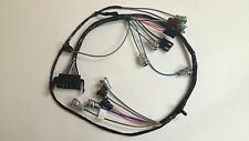1965 Impala SS Under Dash Instrument Cluster Wiring Harness with Gauges