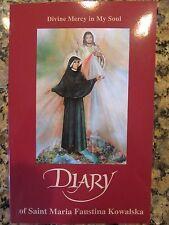 The Diary of St Maria Faustina Kowalska Divine Mercy Paperback