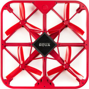 IoT Rova 12MP Camera and HD Video Flying Drone - Red