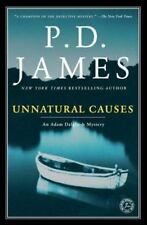 Unnatural Causes by P. D. James (2001, Paperback)