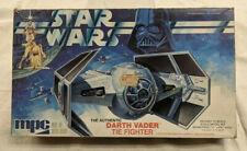 MPC Star Wars Darth Vader TIE Fighter Model Kit - 1978 - Vintage