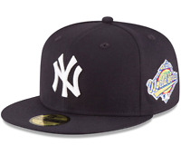 New York Yankees 1996 World Series New Era Navy 59FIFTY Fitted Hat
