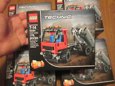 LOT OF 5 LEGO Technic HOOK LOADER 42084 NEW FACTORY SEALED 176 PCS DEAL !!