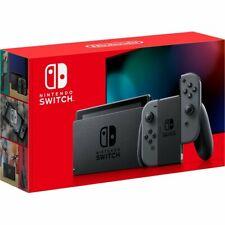 任天堂 Nintendo Switch 電池持續時間加長版遊戲主機 灰色 香港行貨
