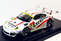 1/43 Porsche 911 Excellence Super GT300 2015 #33 Resin MODEL Toy Gift