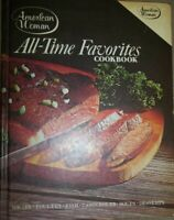 American Woman All-Time Favorites Cookbook (1978, Hardcover)