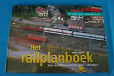 Marklin 07452 Het Märklin Railplanboek NL