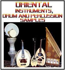 cd sample:Whippet Mandolin Psalter Bongo Ramadan Drum Kemence Ud Darbuka Turkish