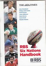 RBS Six Nations Handbook 2008