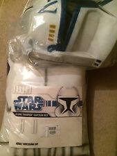 STAR Wars Clone Trooper Costume Adulto Uomo Taglia Small/Medium-Nuovo di Zecca