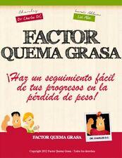 LIBRO PDF FACTOR QUEMA GRASA