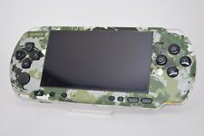 Ex+ PSP-3000 console Camouflage Metal Gear Peace Walker PlayStation Portable DHL