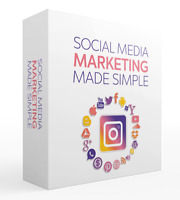 Social Media Marketing Made Simple Package Video Audio Course Collection Tip MRR