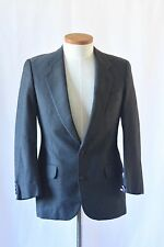 Mens blazer 38 R Tiger of Sweden dark gray no vent 38R