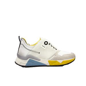 DIESEL S-Brentha LC Mens Star White Fashion Sneaker Size 8.5