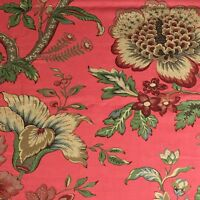 """TITLEY & MARR Designer curtain/Upholstery material""""ASHBY""""lovely 3.2m Piece Linen"""