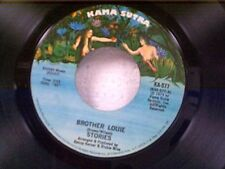 "STORIES ""BROTHER LOUIE / WHAT COMES AFTER"" 45"