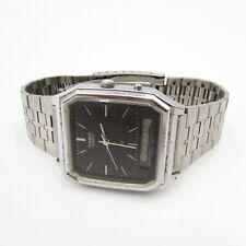 CASIO Vintage Wrist Watch WORKING 314 AQ-301 Quartz 101A3-325 Japan M