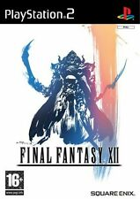 Final Fantasy 12 / XII (Play Station 2, 2007)